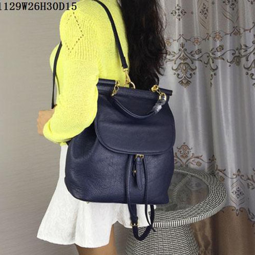 Designer backpack Women fashion travel bag 26x30cm soft leather bags Luxury outd