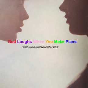 GOD LAUGHS WHEN YOU MAKE PLANS