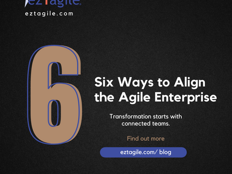 Are you ready for Jira Align?  Six Ways to Align the Agile Enterprise