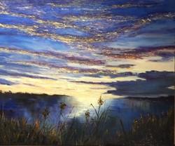 Sundown Gippsland Lake
