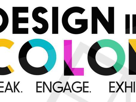Design in Color: SAY IT LOUD Exhibit