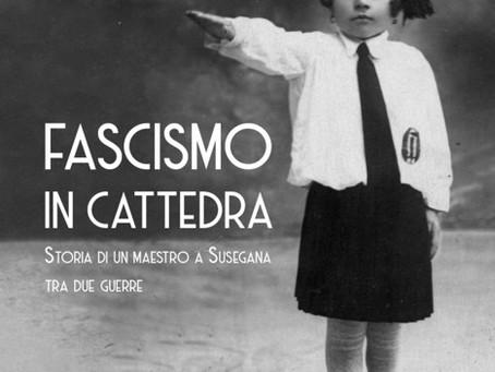 """Presentazione del libro """"Fascismo in cattedra"""""""