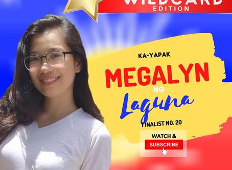 VOTE I Megalyn ng Laguna I Wild Card Edition I YAPAK.ORG