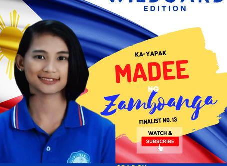 VOTE I Madee ng Zamboanga I Wild Card Edition I YAPAK.ORG
