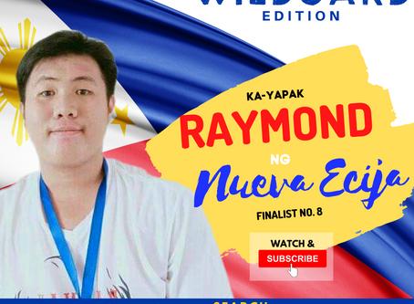 VOTE I Raymond ng Nueva Ecija I Wild Card Edition I YAPAK.ORG