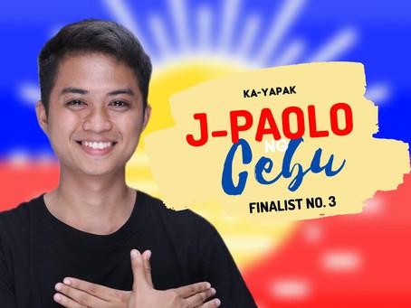 J-Paolo Agcorpa Jabagat ng Cebu