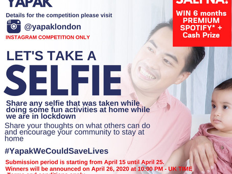 YAPAK Selfie For Instagram | YAPAK.ORG