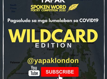 Spoken Word Wildcard Edition | YAPAK.ORG