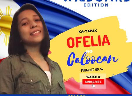 VOTE I Ofelia ng Caloocan I Wild Card Edition I YAPAK.ORG