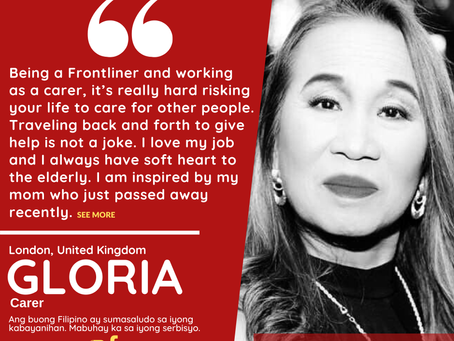 PH FRONTLINERS - Gloria