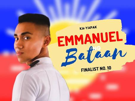 Emmanuel L. Enriquez ng Bataan