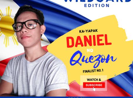 VOTE I Daniel ng Quezon I Wild Card Edition I YAPAK.ORG