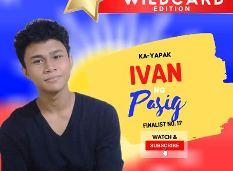 VOTE I Ivan ng Pasig I Wild Card Edition I YAPAK.ORG