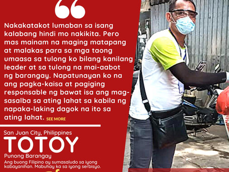 PH FRONTLINERS - Totoy