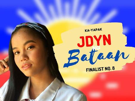 Jdyn Faustino ng Bataan
