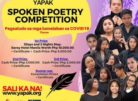 Spoken Word Poetry | YAPAK.ORG