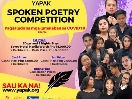 Spoken Word Poetry | YAPAK.ORG