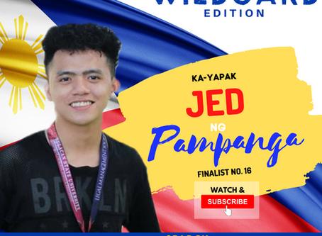 VOTE I Jed ng Pampanga I Wild Card Edition I YAPAK.ORG