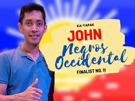 John Rolyn Arevalo ng Negros Occidental