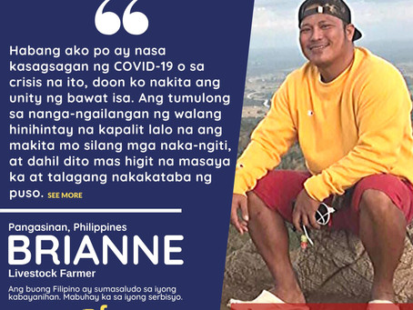 PH FRONTLINERS - Brianne