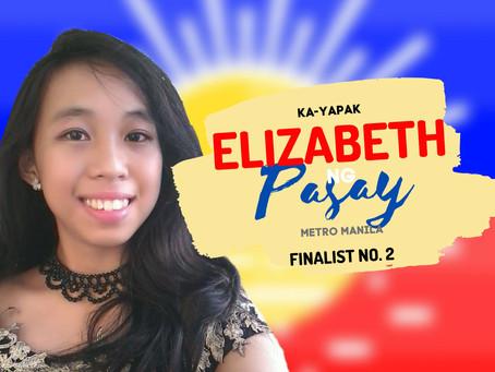 Elizabeth Jennifer Espina ng Pasay