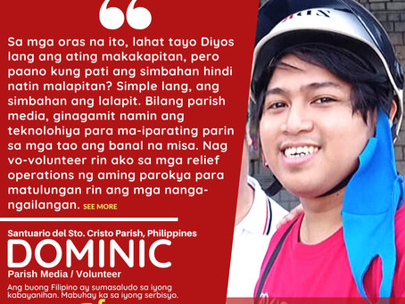 PH FRONTLINERS - Dominic