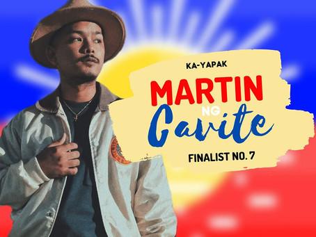 Martin Naling ng Cavite