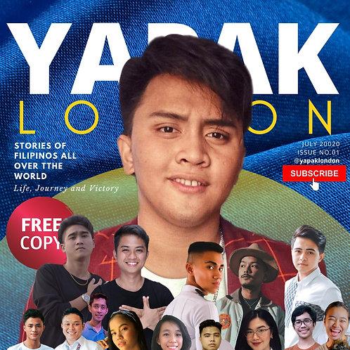 YAPAK Magazine Issue 1
