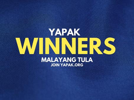 YAPAK - Malayang Tula