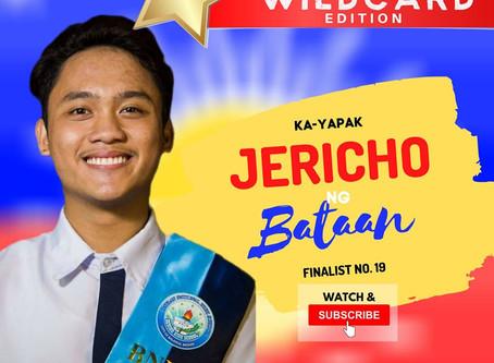 VOTE I Jericho ng Bataan I Wild Card Edition I YAPAK.ORG