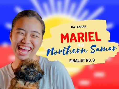 Mariel Ritchie M. Jolejole ng Northern Samar