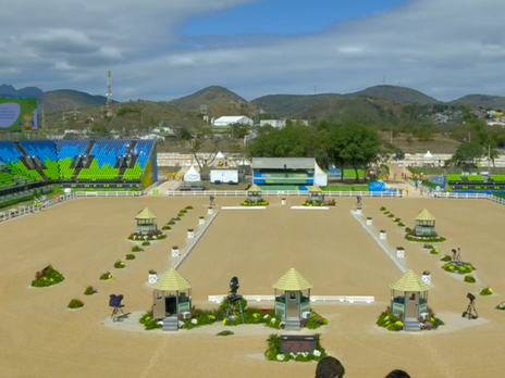 RIO 2016 OLYMPIC GAMES - DRESSAGE, FREESTYLE