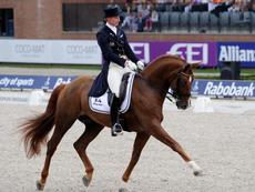 2011 - European Dressage Championships -