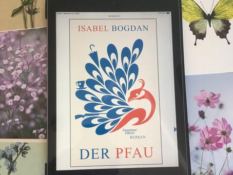Von Vögeln und Erzählperspektiven – Der Pfau von Isabel Bogdan