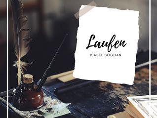 Das Spiel mit der Perspektive: Laufen (Isabel Bogdan)