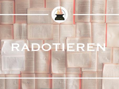 Wort der Woche 039: Radotieren