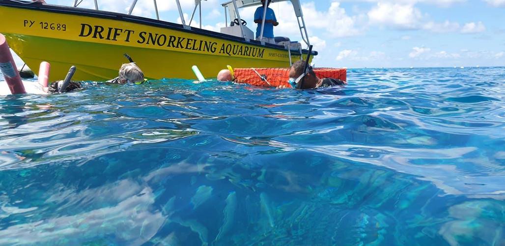 Bateau Snorkeling