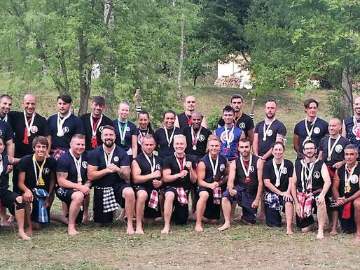 Oppia lajin parhailta - IMBA Summer Gathering 2017 -treenileiri Italian Costacciarossa