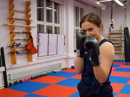 Työkiireen keskellä aikaa treenille – Ella Tanskanen