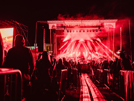 All In Time - Timecoded Lighting for Umphrey's