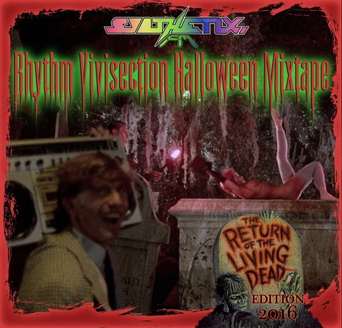 Synthetix.FM Rhythm Vivisection Halloween Mixtape is out.. Featuring Oceanside85!