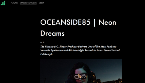 Neon Dreams reviewed on ABSYNTH.SPACE!!