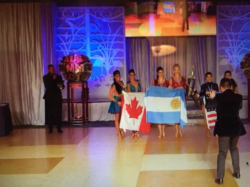 World Salsa Champions 2018