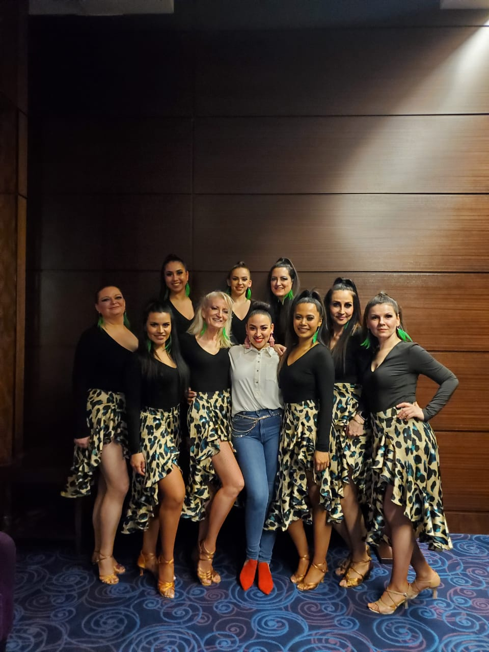 DV's Ladies Student Performance Group