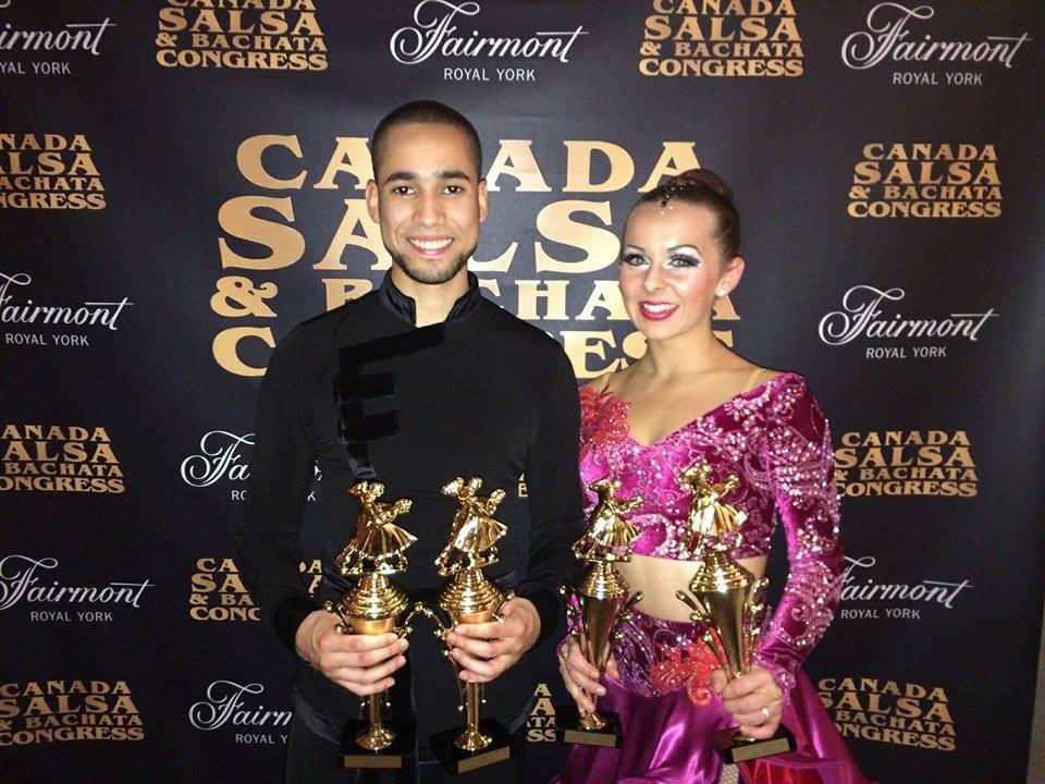 Canadian Amateur Salsa Champions
