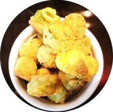 Fried Breaded Okra