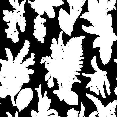 Botanical Variety white