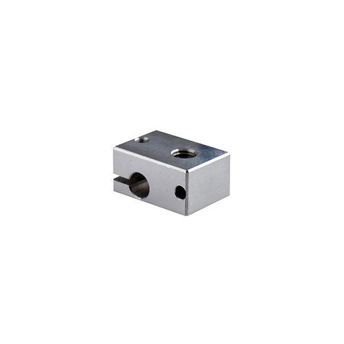 E3D V6 Aluminium HeaterBlock