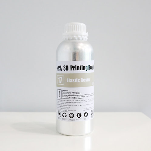 Elastic / High Tenacity Wanhao Resin 1000ml