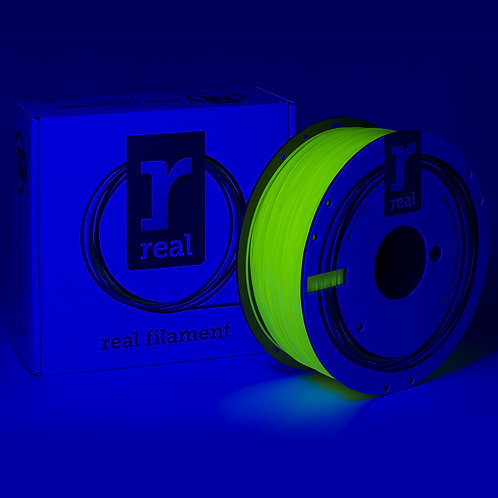 Fluorescent Yellow PLA 1.75mm 1Kg